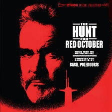 The Hunt For Red October - Complete Score - Limited Edition - Basil Poledouris