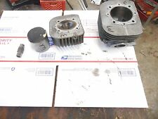 MOTOR PARTS from 1991 phazer II- electric start: MAG side JUG-HEAD-PISTON-PIN-BE