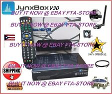 100% ORIGINAL JYNXBOX ULTRA HD V30  BEST COMBO  SHIPPING FROM PR FASTER SHIPPING