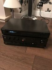 Technics su V450 stereo intergrated amplifier st 610L stéréo tuner