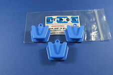 Dental Silicone Mouth Prop Bite Blocks Tattoo Tongue Piercing Rubber 3Pcs Medium