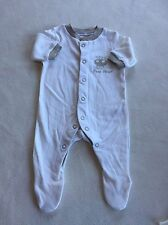 Unisex Baby Clothes - Cute Tiny Baby BabyGrow Sleepsuit- New