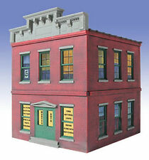 O Scale Ameri-Towne Marty's Auto Repair Building Model Railroading Lionel 865