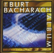 CD Album Burt Bacharach The Burt Bacharach Album Broadway Sings The Best