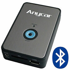 Adattatore USB Bluetooth MP3 BMW E46 E39 E38 turno pin 4:3 Navi vivavoce