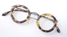 Rarität Intellektuellen Brille Antiklook Fassung Windsorringe oldschool Gestell