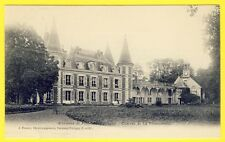 cpa Environs de FONTENAY TRÉSIGNY (Seine et Marne) Château de la PLUMASSERIE