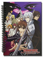 *NEW* NOTEBOOK VAMPIRE KNIGHT GROUP