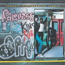 Subterranean Jungle [Expanded] [Remaster] by The Ramones (CD, Aug-2002, Rhino...