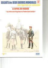 OSPREY -DELPRADO N°67 LE CAPORAL DES HUSSARDS