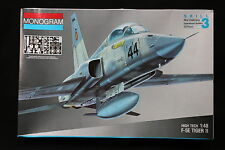 YE021 MONOGRAM 1/48 maquette avion 5470 F-5E Tiger II High Tech 105 Pièces