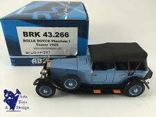 1/43 ABC BRIANZA NO FYP ROLLS ROYCE PHANTOM I TOURER 1925