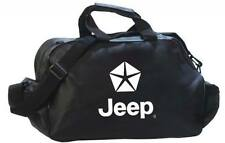 NEW JEEP TRAVEL / GYM / TOOL / DUFFEL BAG wrangler liberty compass cherokee flag