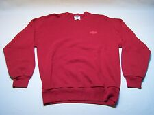 "Vintage Jerzees Active Wear Casual Crewneck ""Chevrolet"" Sweater Men's Size M"
