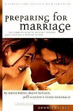 Homebuilders Couples: Preparing for Marriage by Dennis Rainey (1997, Paperback,…
