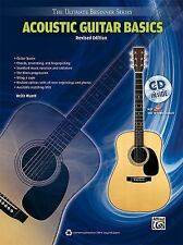 Ultimate Beginner Acoustic Guitar Basics: Steps One & Two (Book & CD) (The Ultim