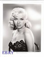 Diana Dors busty sexy VINTAGE Photo circa 1957