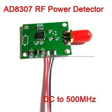 AD8307 RF Power Detector Module DC to 500MHz Transmitter Power Test 92dbm
