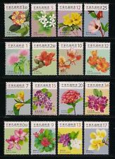 ChinaTaiwan Stamp-2009-常129(998)-Flowers-(I-IV)-16 stamps-MNH