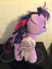 Build a Bear My Little Pony twlight SPARKLE VIOLA LILLA TEDDY ragazze camera da letto