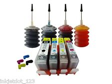 Refillable cartridge with chip for HP 920XL OfficeJet 6000 6500a Plus +4x30ml 1P