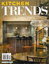 USA KITCHEN TRENDS Vol 27 No 2 2011 Home Art Design Cabinets Islands Remodeling