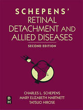 Schepens's Retinal Detachment and Allied Diseases-ExLibrary
