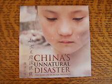 HBO CHINA'S UNNATURAL DISASTER TEARS SICHUAN PROVINCE EMMY DVD EARTHQUAKE CHINAS