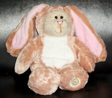 2007 RARE STARBUCKS BEARISTA EASTER BUNNY BEAR BROWN LONG EAR  ASIA EXCLUSIVE