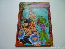 Carte DEUS le jeu mythique Série 1 N°236 / Avimages 1996 [ Version Française ]