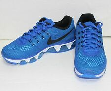 Men's SZ 6 Nike Air Max Tailwind 8 Running Shoes Blue Black 805941 400 SNEAKERS