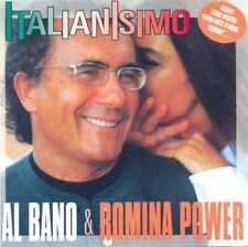 CD AL BANO e ROMINA POWER italianisimo
