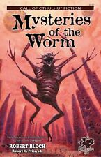 Robert Bloch Mysteries of the Worm 3rd Edition Excellent Condition