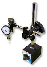 Support Magnétique MBBV60 + Comparateur palpeur Course 0.8mm Lecture 0.01mm