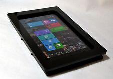 Dell Venue 8 Pro Black Acrylic Security VESA Kit for Kiosk, POS Store Display