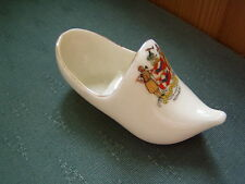 ROTHBURY NORTHUMBERLAND CREST - CLOG TYPE SHOE - NAUTILUS CRESTED CHINA
