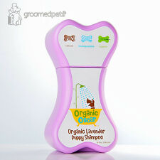 Organic Oscar Lavender Puppy Shampoo 236.6ml/8fl.oz