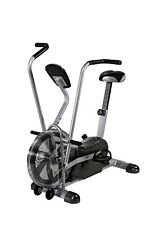 BRAND NEW! Marcy Air 1 Fan Exercise Bike, featuring dual action arms