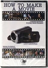 HOW TO MAKE A MOVIE -THE ART OF FILM MAKING, SHOOTING,EDITING,PLANNING- DVD NEW