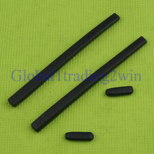 Black Silicone Kit Kits Pad For ic! berlin Glasses frame temple tips Nose