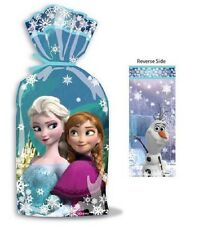 Disney Frozen Birthday Party Treat Bag Cellophane Bag 16/PKG Party Supplies