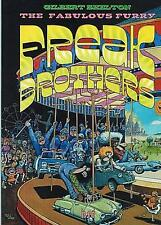 Freak Brothers 5, BSE