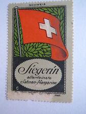 Siegerin - allerfeinste Sahnen-Margarine - Schweiz / Reklamemarke