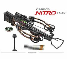 TenPoint Carbon Nitro RDX RangeMaster Pro Scope Crossbow Package CB16005-5410
