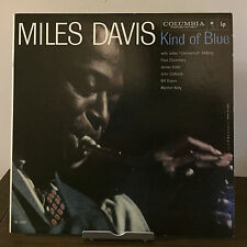 Kind of Blue by Miles Davis 1963 Vinyl Columbia Records Coltrane 2 eye Mono