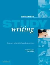 Study Writing: A Course in Written English for Academic Purposes, Heasley, Ben,