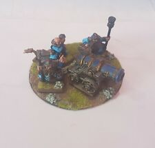 DWARF PAINTED ARMY 10 QUARELLERS 10 THUNDERS THANE 11 WARRIORS CANNON WARHAMMER