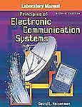 Principles Of Electronic Communication Systems, Lab Manual with CD-ROM