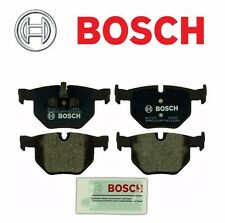 Rear BMW E90 E92 330i 330xi 335i 335is 335d Brake Pad Set Bosch QuietCast BP1170