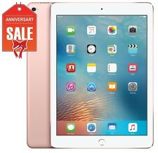 Apple iPad Pro 32GB, Wi-Fi + Cellular (Unlocked), 9.7in Rose Gold - GOOD (R